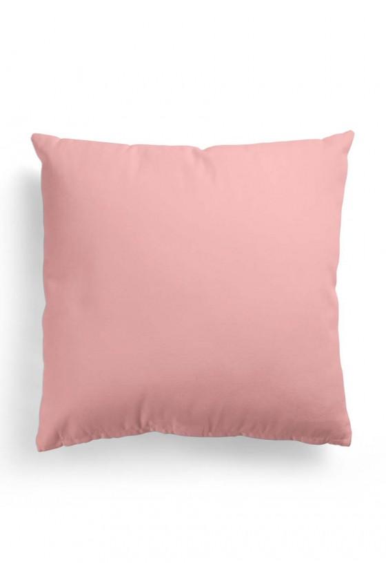 Poduszka Premium Różowa z miłosnym napisem na walentynki