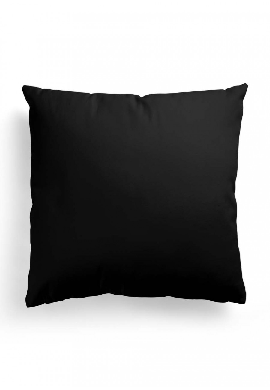 Poduszka Premium z romantycznym tesktem dla ukochanej osoby (czarna)