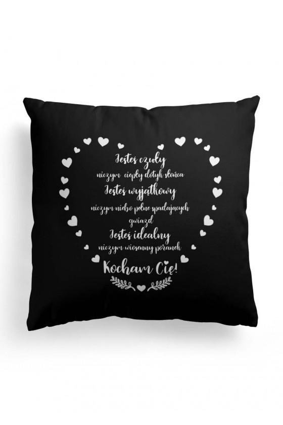 Poduszka Premium dla Niego na Walentynki z miłosnym wyznaniem 2