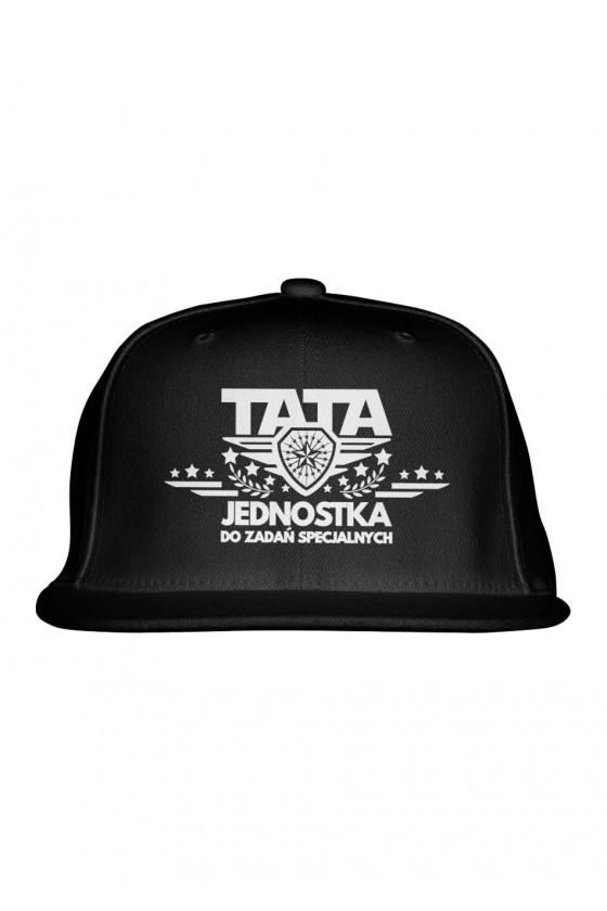 Czapka Snapback dla Taty Tata jednostka do zadań specjalnych - nowa wersja