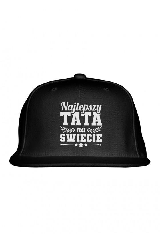 Czapka Snapback dla Taty Najlepszy Tata na świecie
