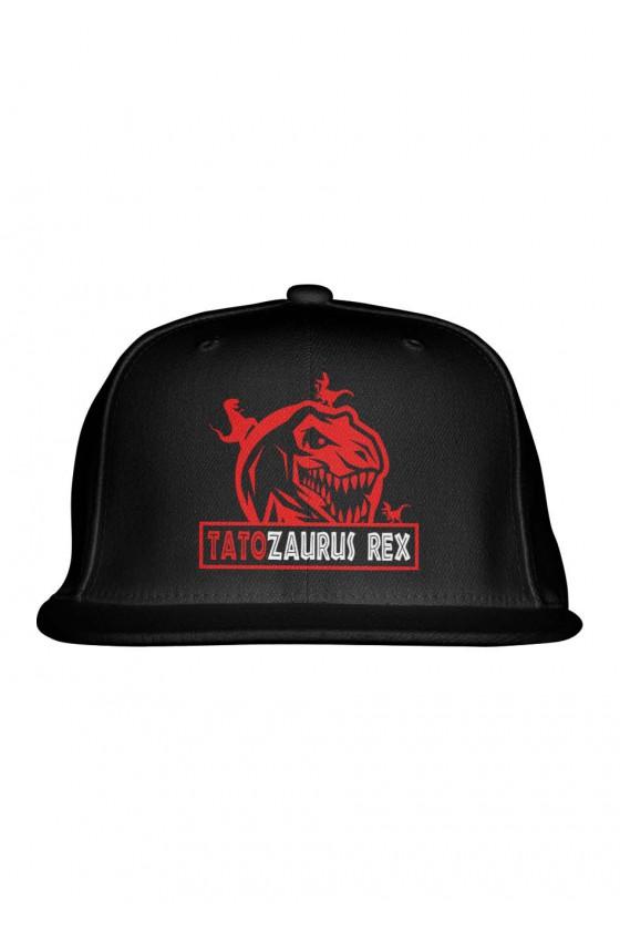 Czapka Snapback dla Taty Tatozaurus Rex