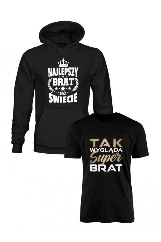 Zestaw Prezentowy Dla Brata Bluza I Koszulka