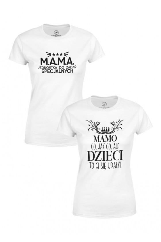Zestaw - 2 koszulki dla...