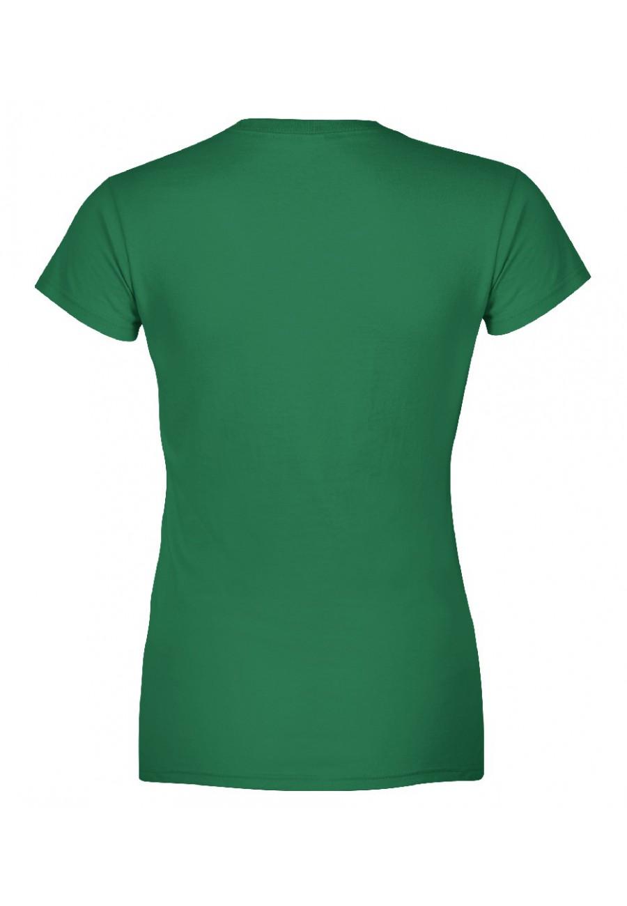 Koszulka damska Jeśli robimy głupoty to robimy je razem 1