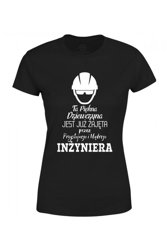 Koszulka damska Dla Dziewczyny Inżyniera