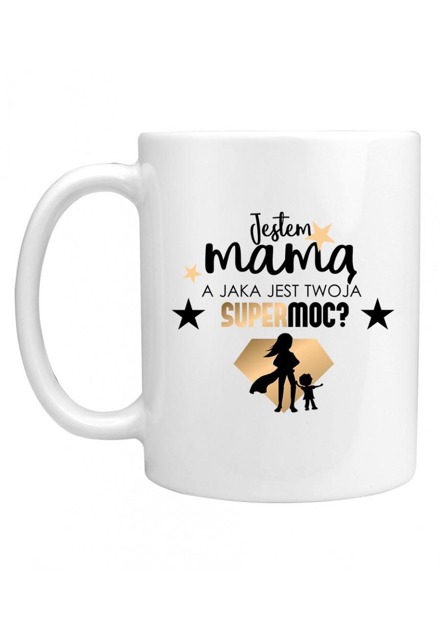 Kubek Jestem Mamą, a jaka jest Twoja Supermoc