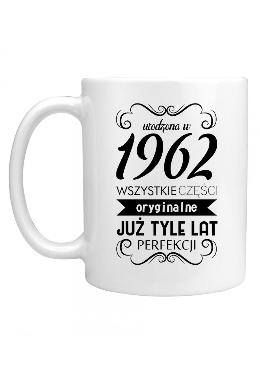 Kubek Urodzona w 1962