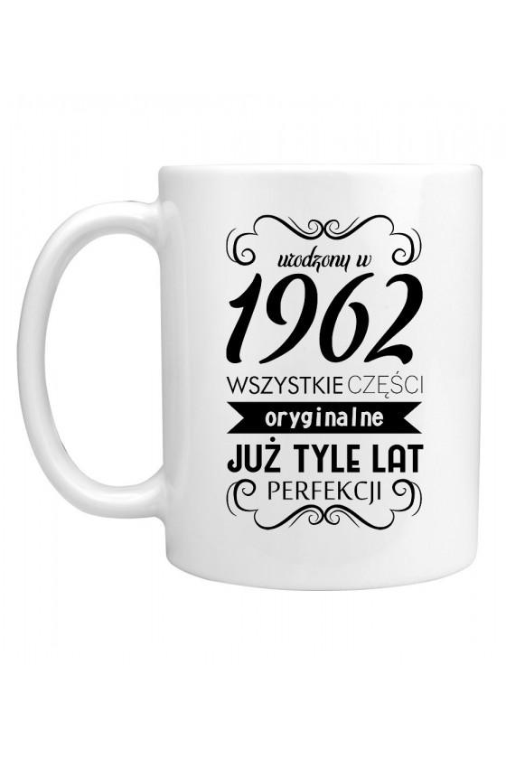 Kubek Urodzony w 1962