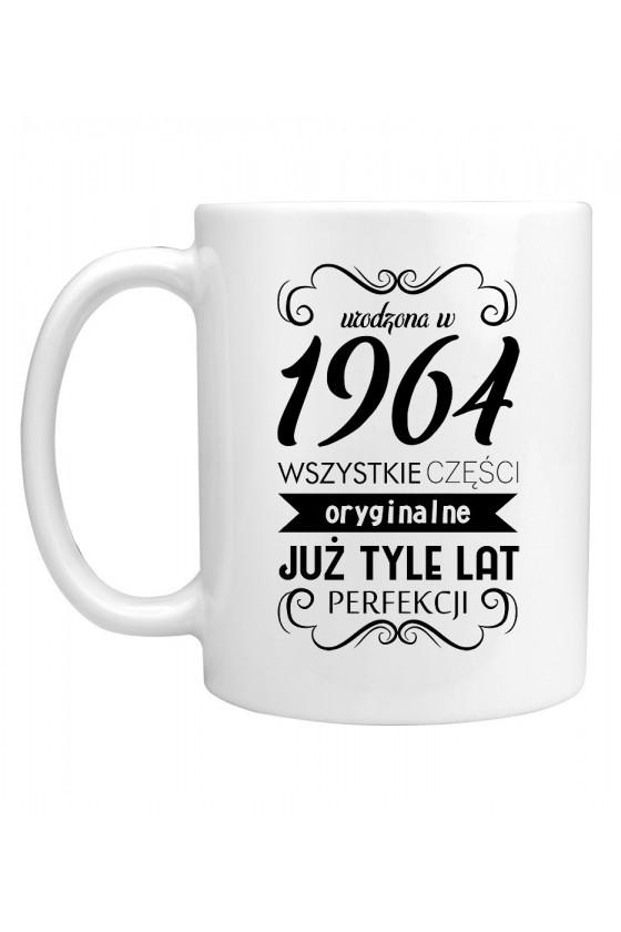 Kubek Urodzona w 1964
