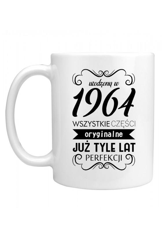 Kubek Urodzony w 1964