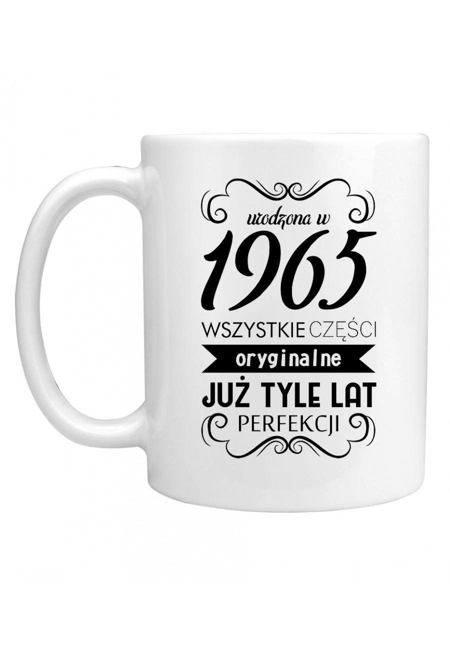 Kubek Urodzona w 1965
