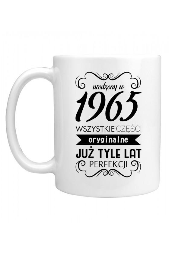 Kubek Urodzony w 1965