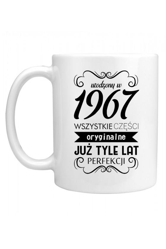 Kubek Urodzony w 1967