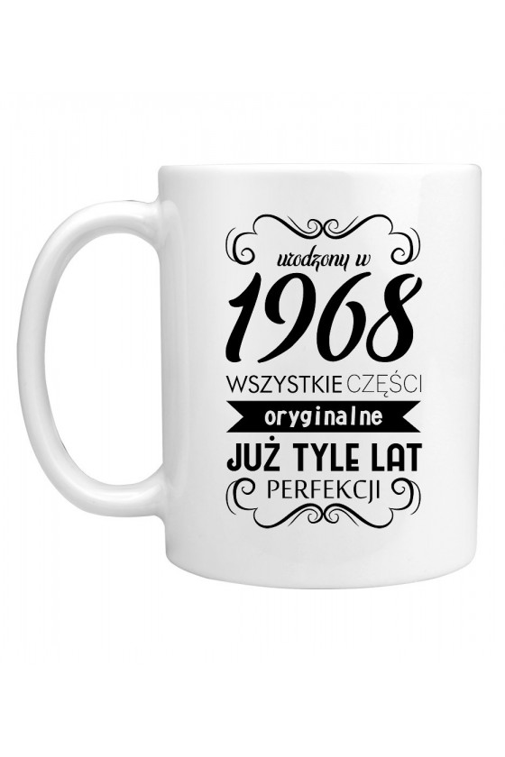 Kubek Urodzony w 1968