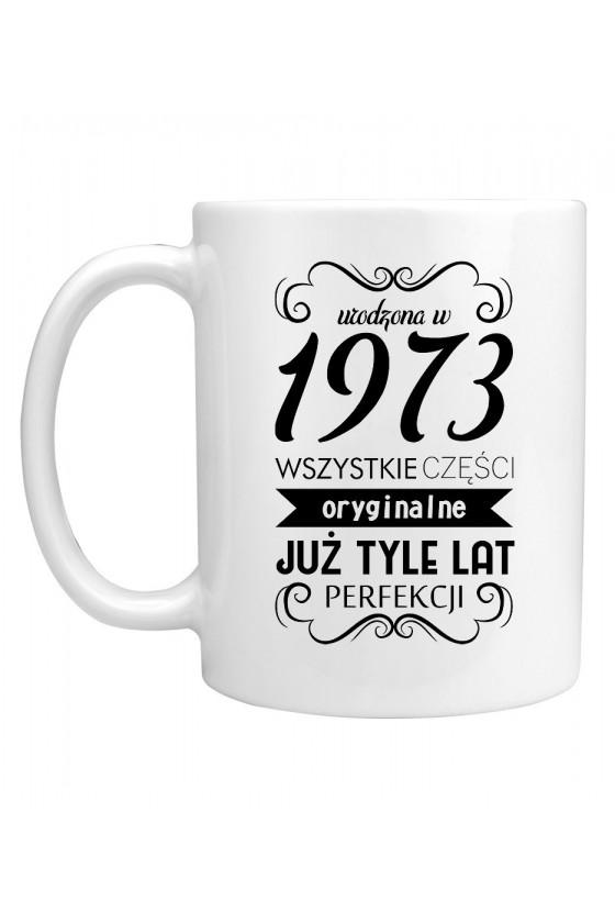 Kubek Urodzona w 1973