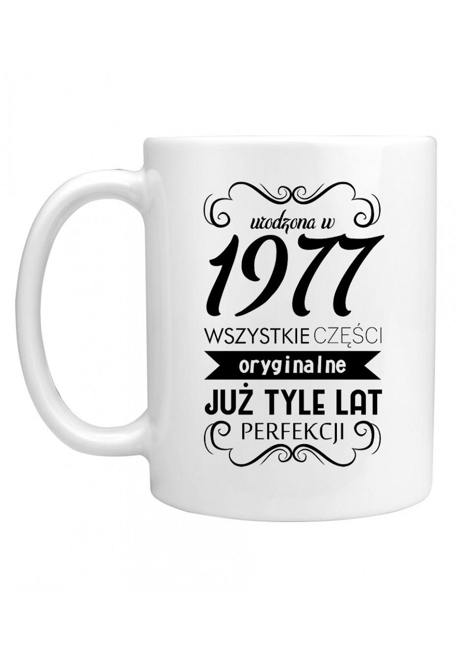 Kubek Urodzona w 1977