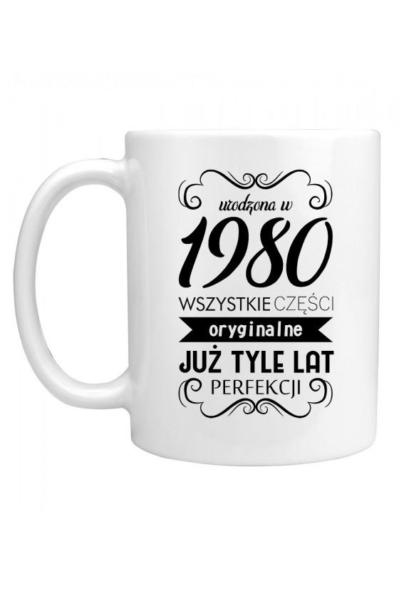 Kubek Urodzona w 1980