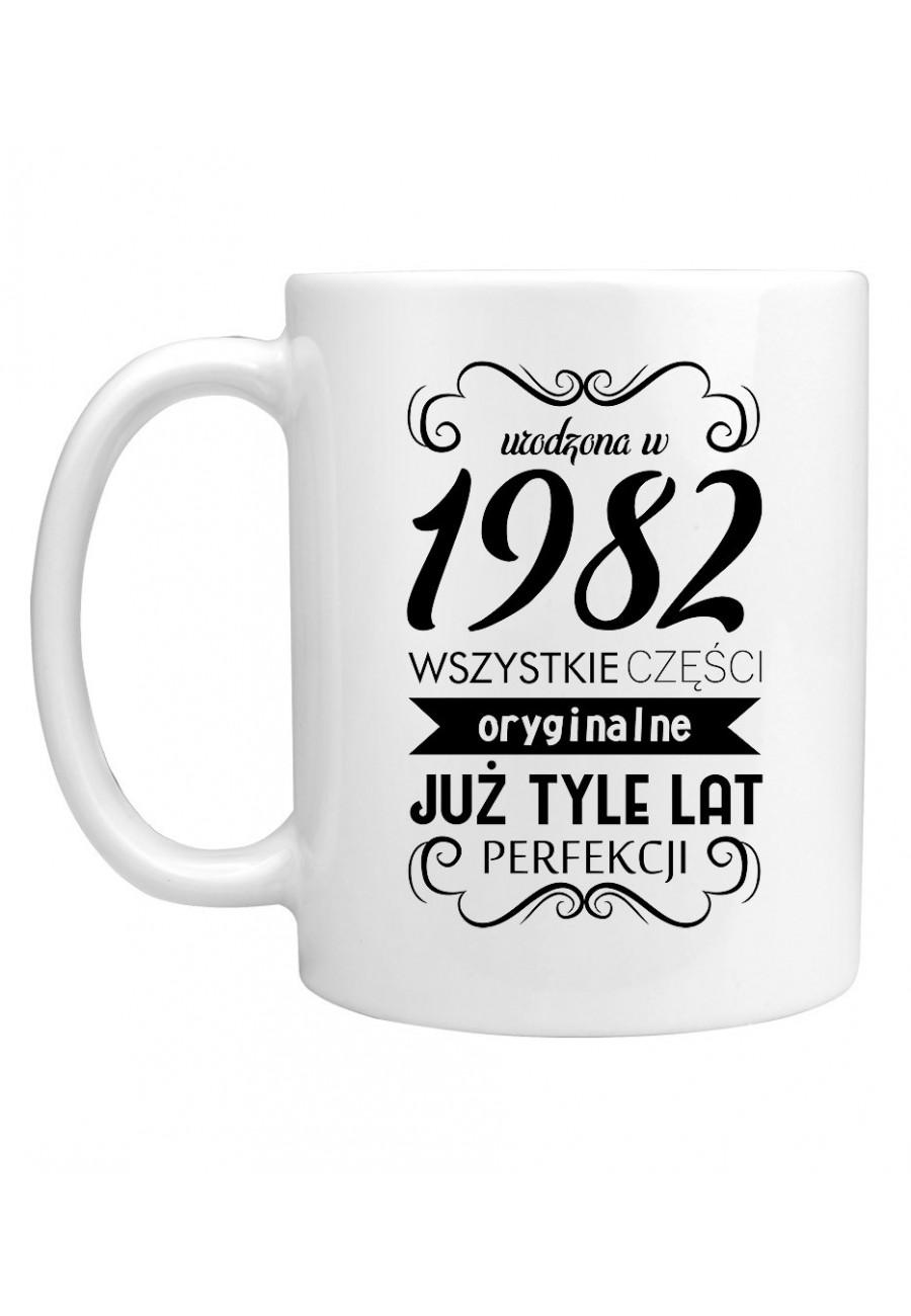 Kubek Urodzona w 1982