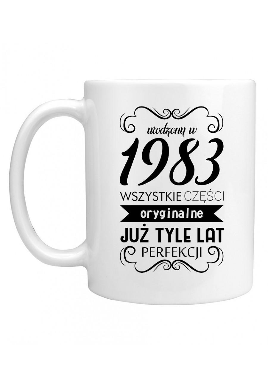 Kubek Urodzony w 1983