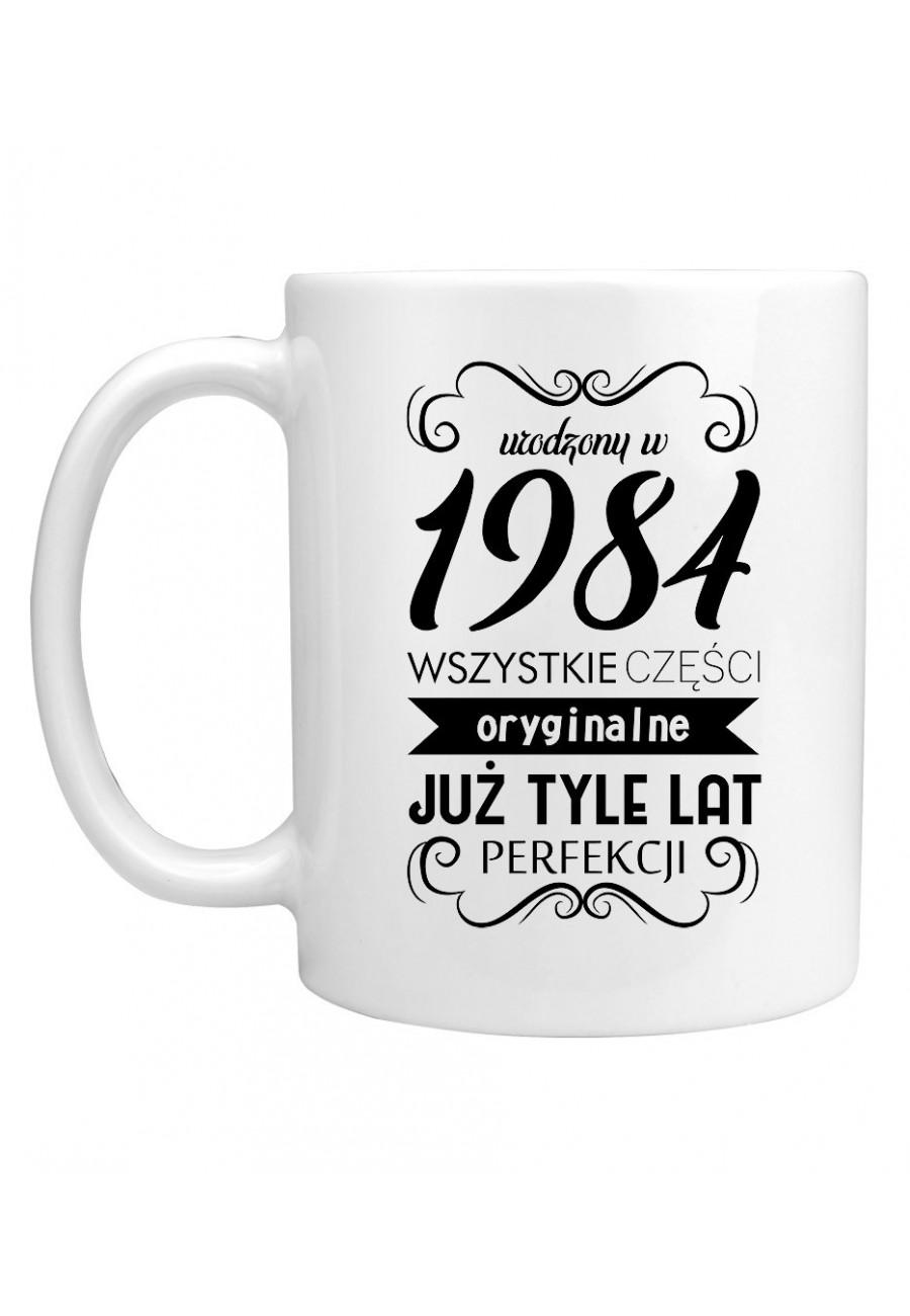 Kubek Urodzony w 1984