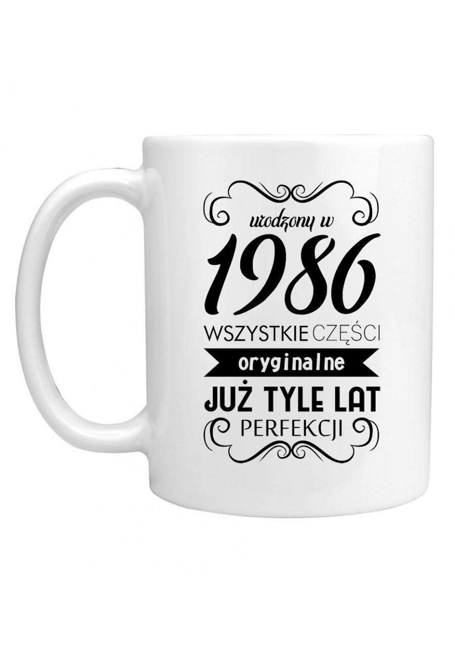 Kubek Urodzony w 1986