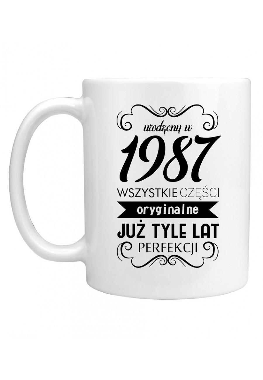 Kubek Urodzony w 1987