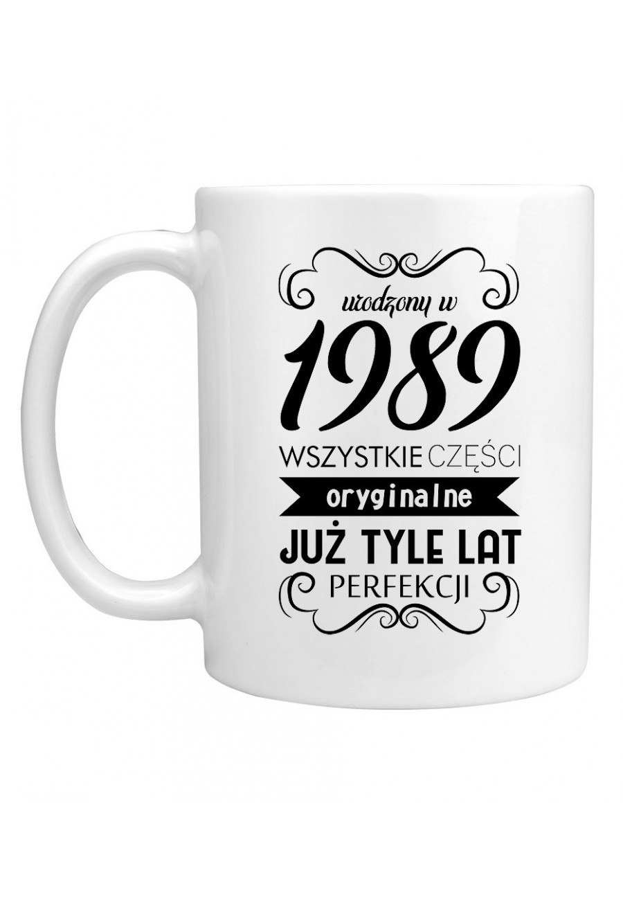 Kubek Urodzony w 1989