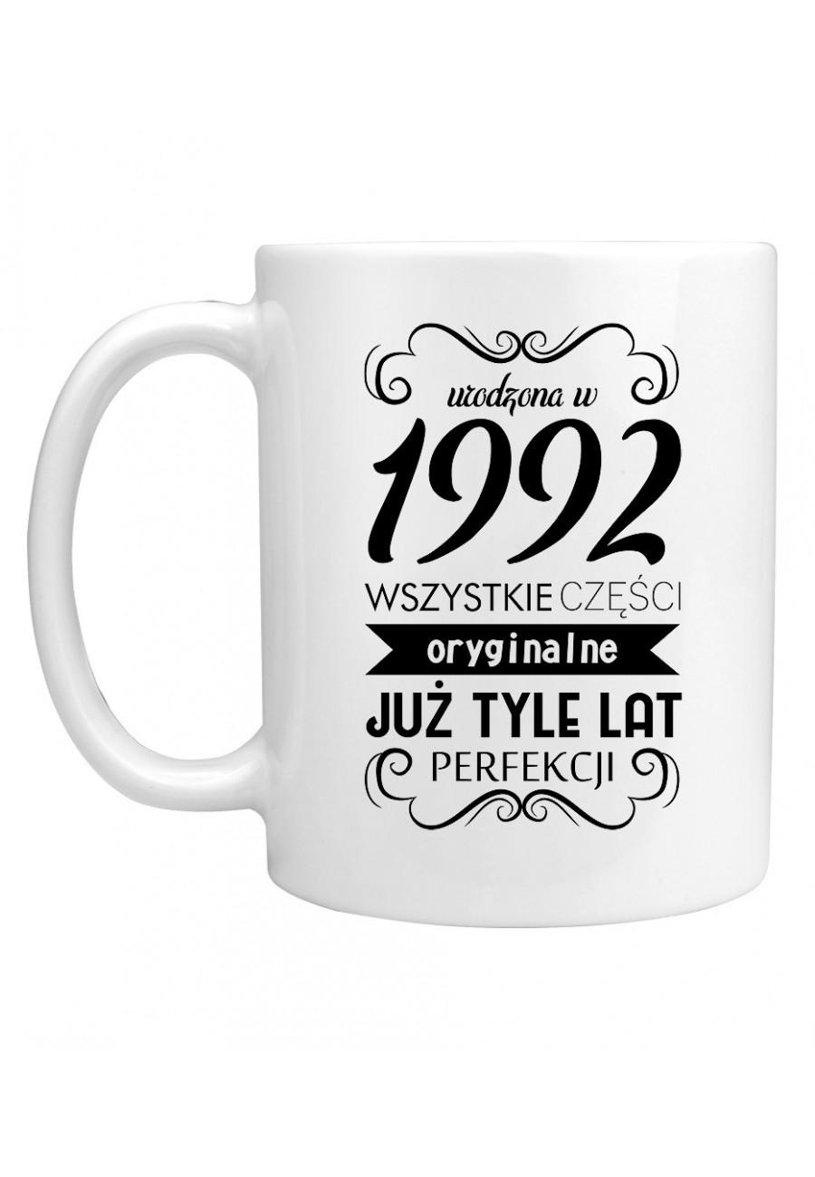 Kubek Urodzona w 1992