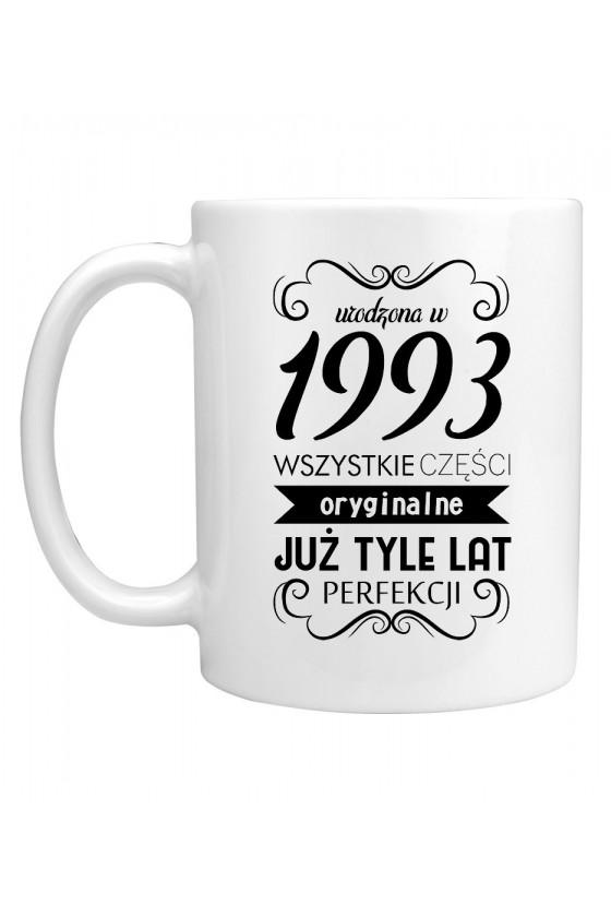 Kubek Urodzona w 1993