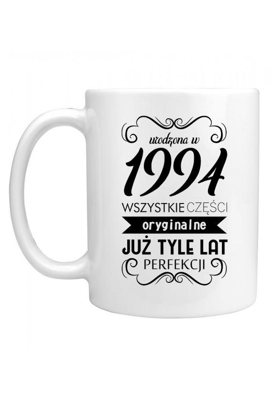 Kubek Urodzona w 1994