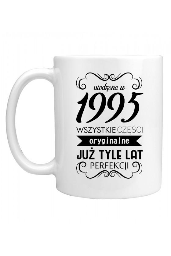 Kubek Urodzona w 1995
