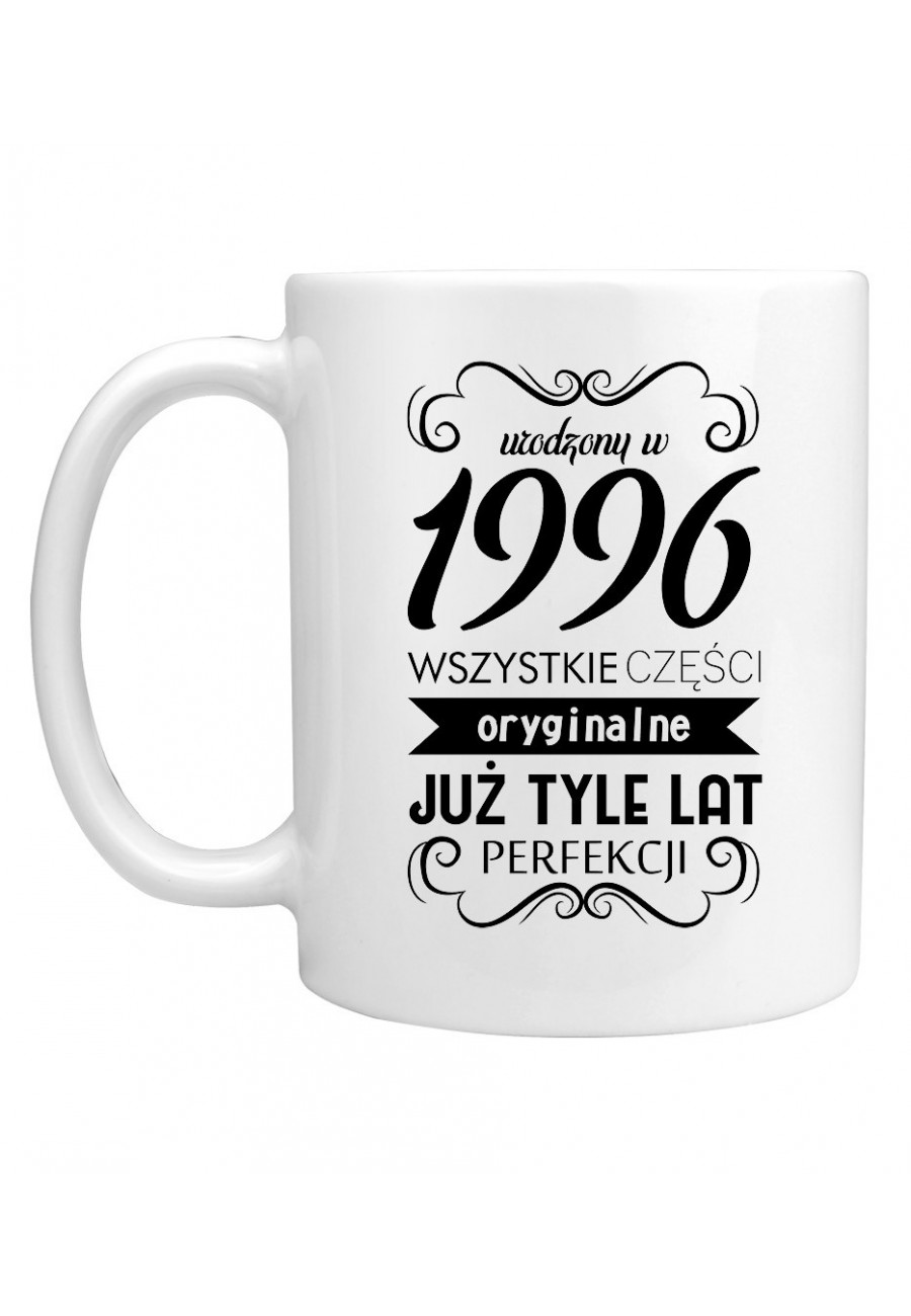 Kubek Urodzony w 1996