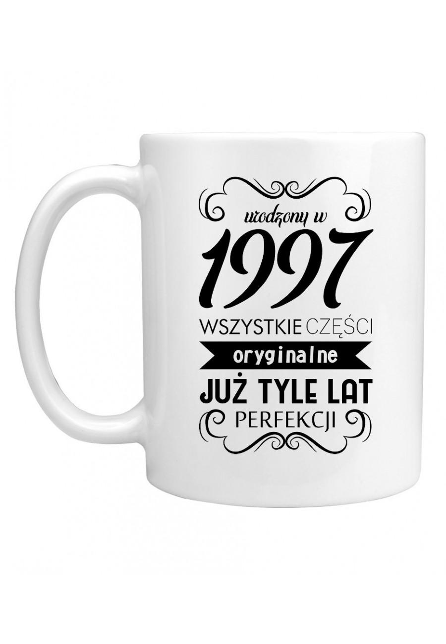 Kubek Urodzony w 1997