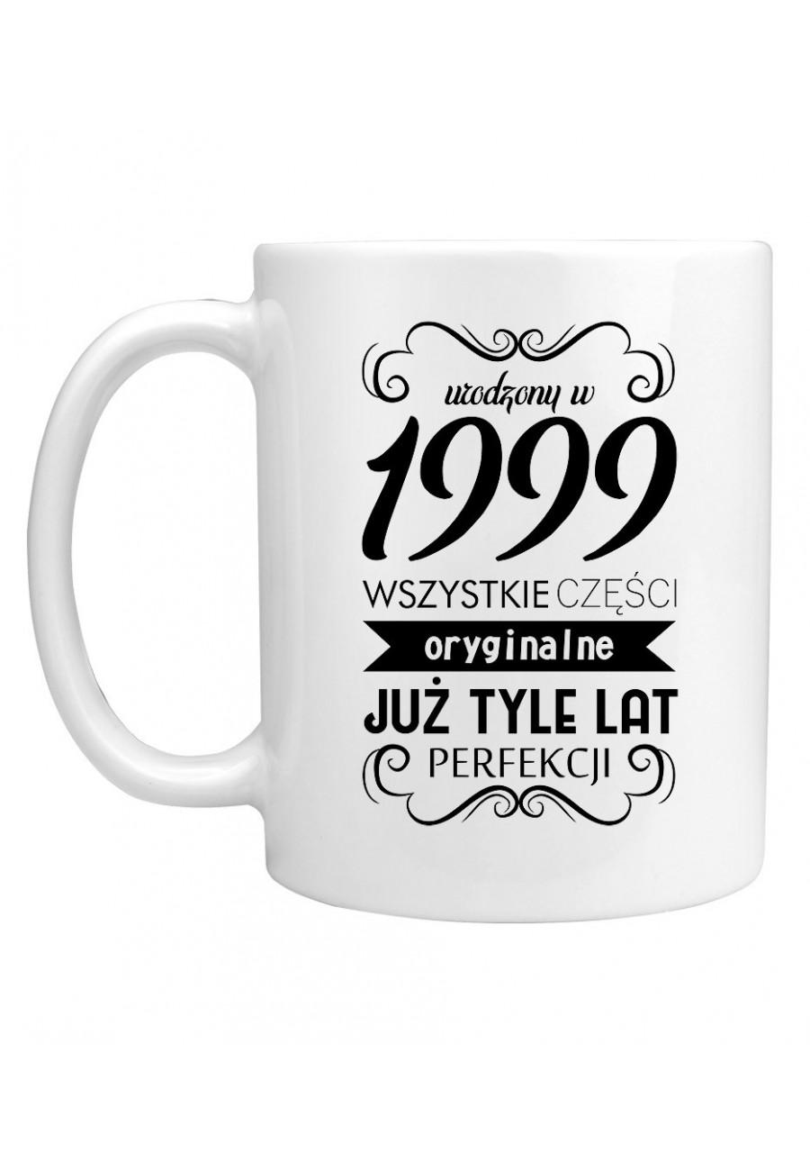 Kubek Urodzony w 1999