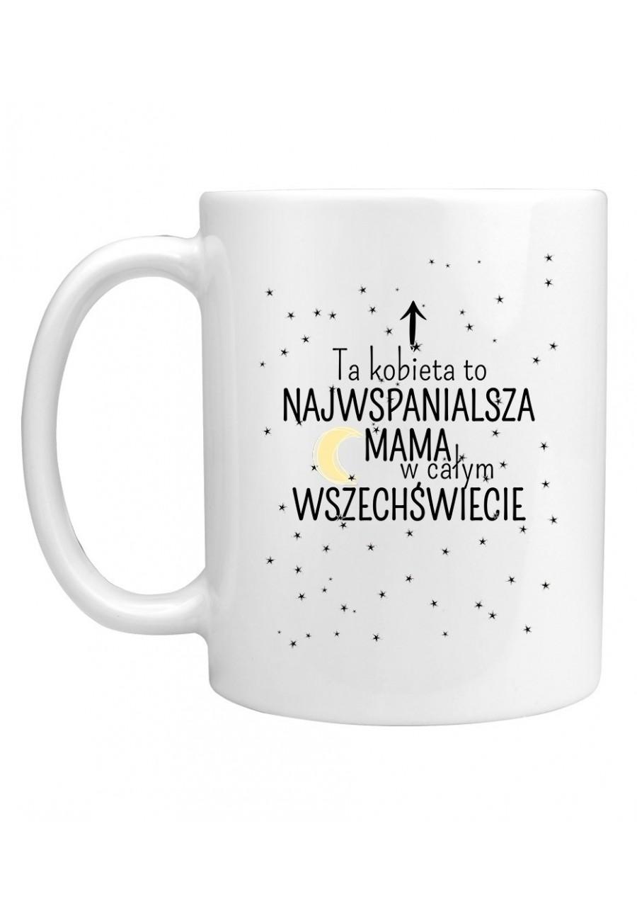 Kubek Najlepsza Mama w całym Wszechświecie