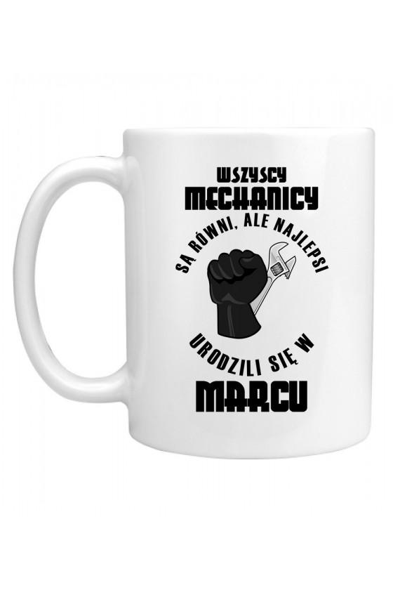 Kubek Najlepsi Mechanicy urodzili się w Marcu