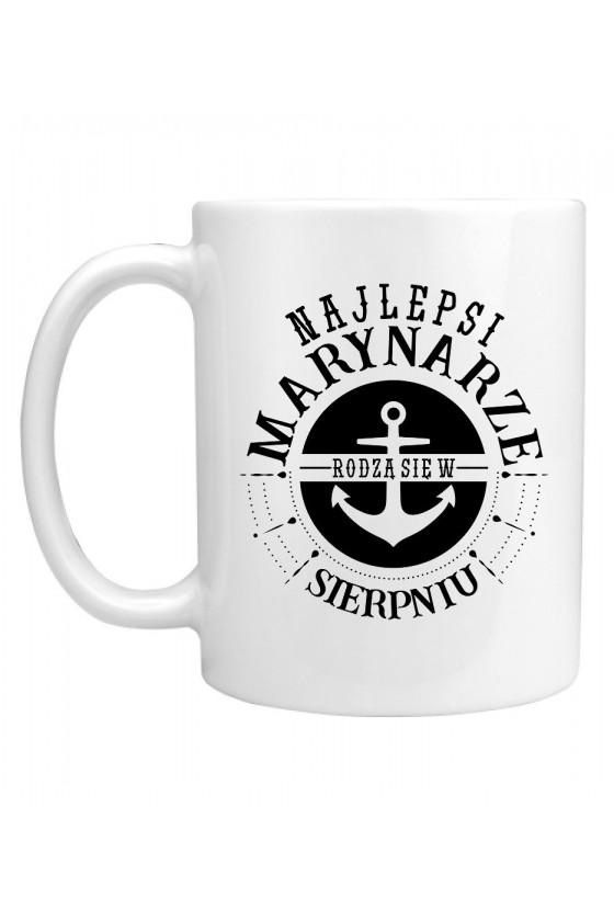 Kubek Najlepsi Marynarze rodzą się w Sierpniu 2