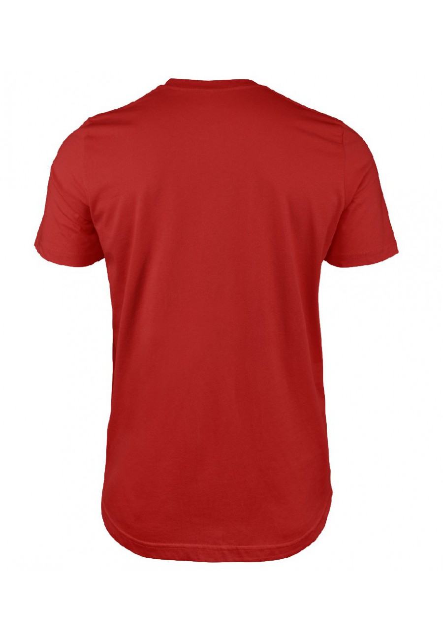 Koszulka męska Tata że mucha nie siada