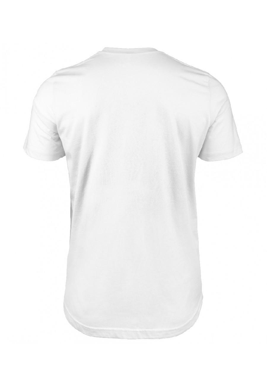 Koszulka męska Dumny Tata Super Synów