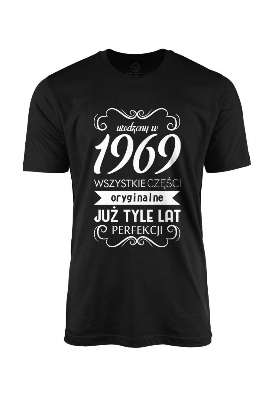 Koszulka męska Urodzony w 1969