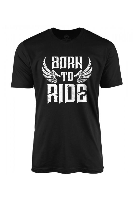 Koszulka męska Born to Ride
