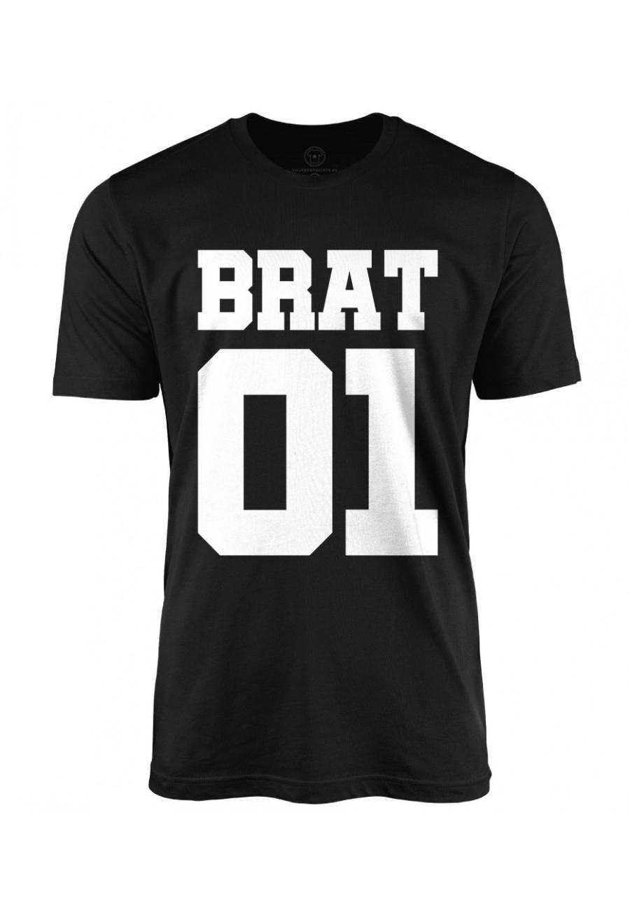 Koszulka męska Brat 01