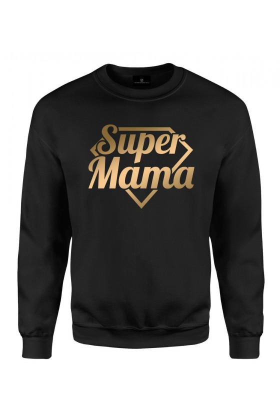 Bluza klasyczna Dla Mamy Super Mama