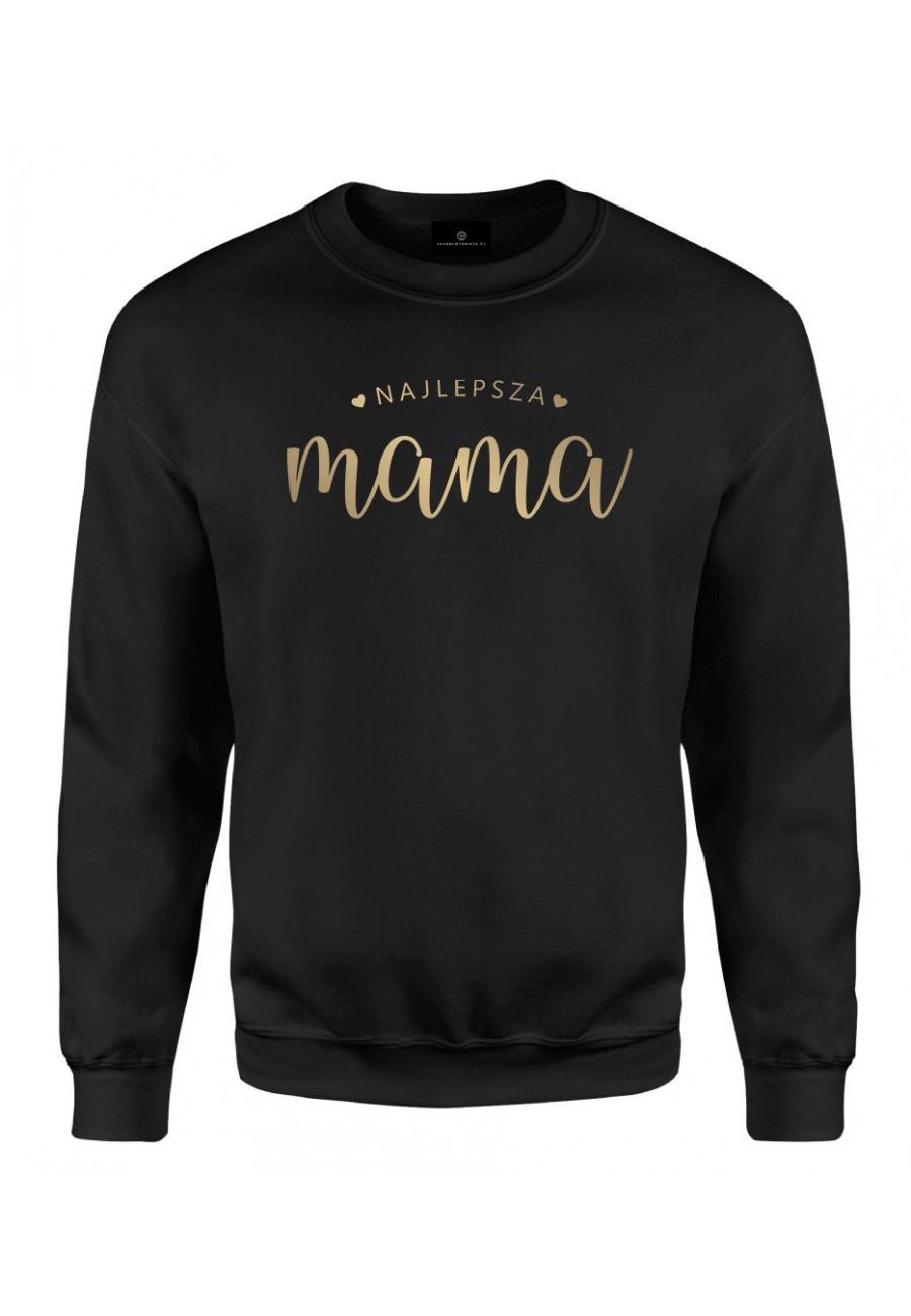 Bluza klasyczna Dla Mamy Najlepsza Mama