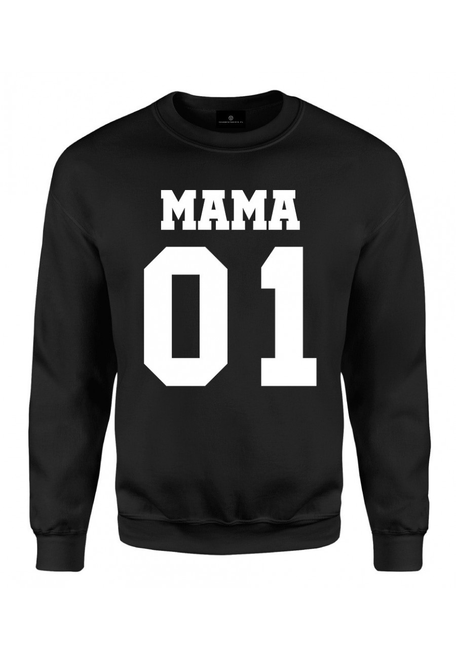 Bluza klasyczna Mama 01