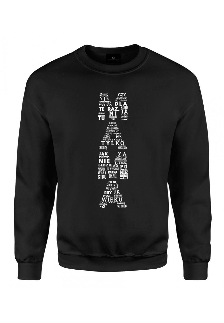 Bluza klasyczna Dla Mamy - Najlepsze teksty Mamy