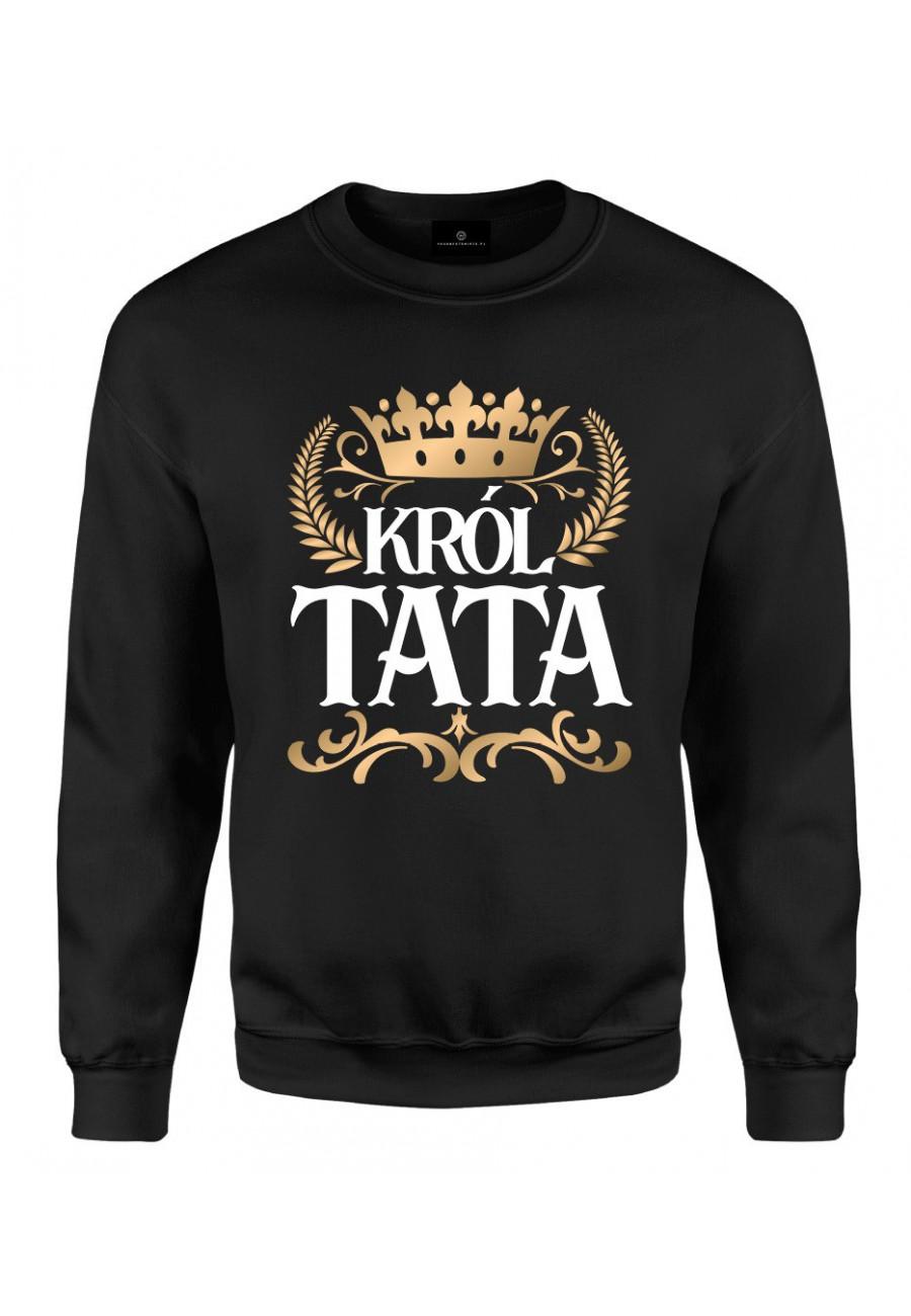 Bluza klasyczna Dla Taty Król Tata