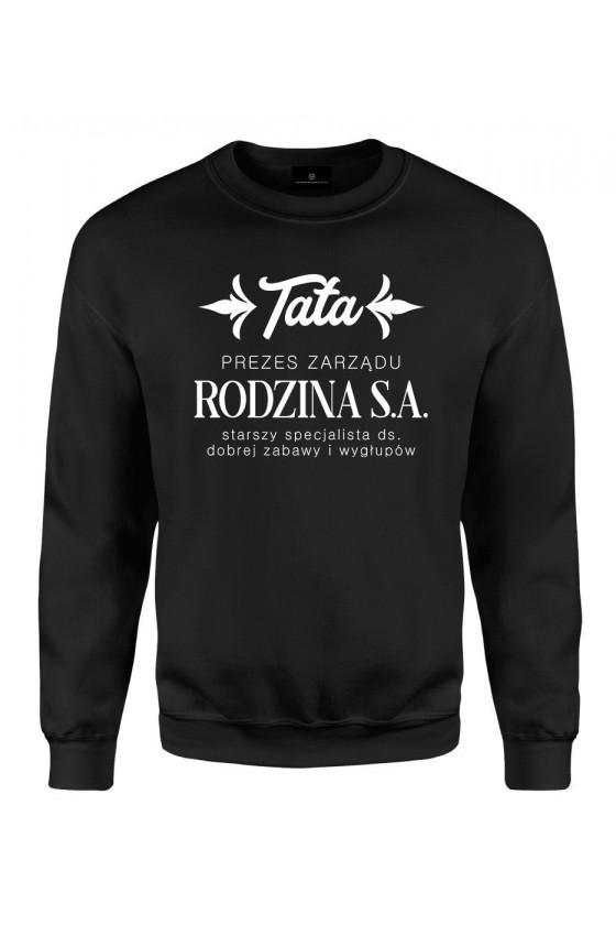 Bluza klasyczna TATA - PREZES ZARZĄDU RODZINA S.A.