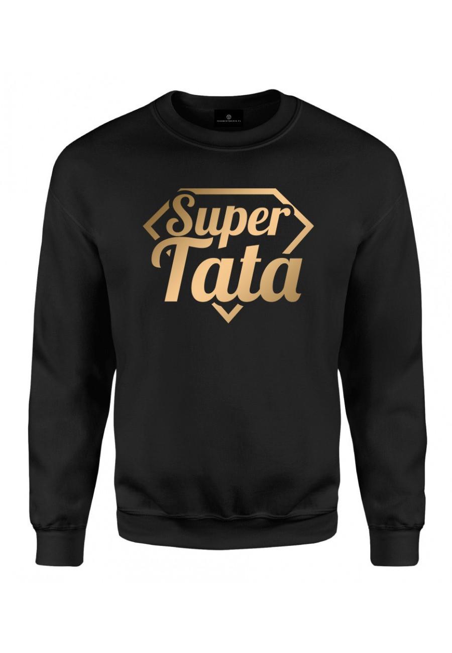 Bluza klasyczna Dla Taty Super Tata!